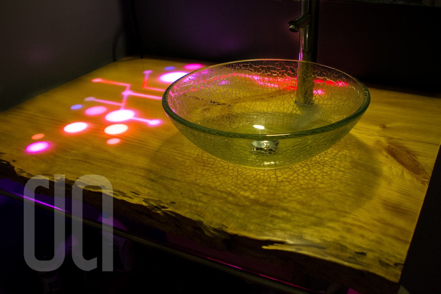 Case Study: Embedding Animated Lighting in Polished Surfaces
