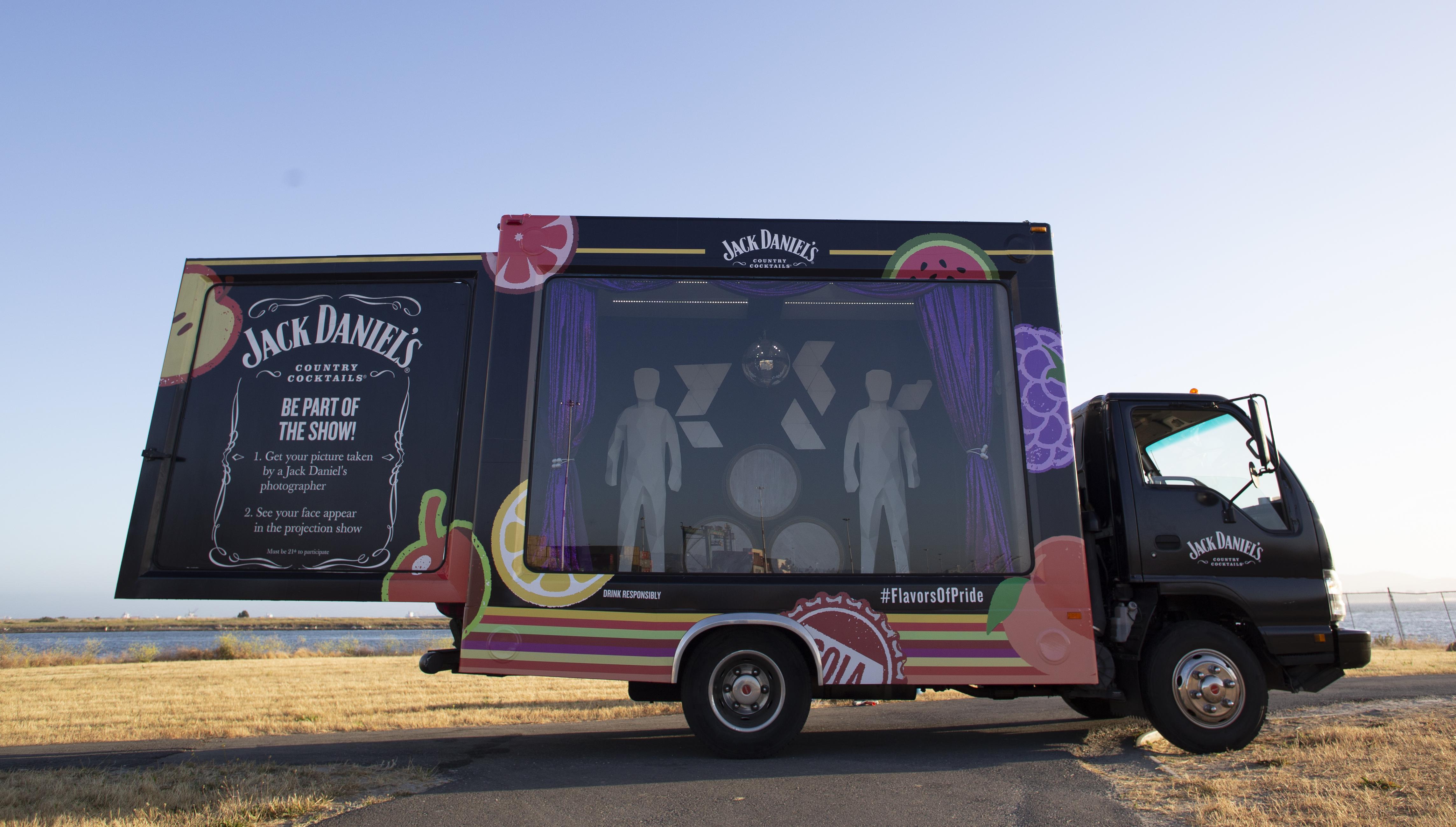 Jack Daniel's Flavors of Pride