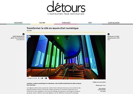 Detours - April 2016