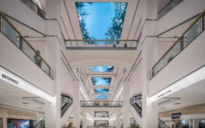 '900 North Michigan Shops' by ESI Design & Float4
